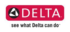 Delta Logo and Website Link